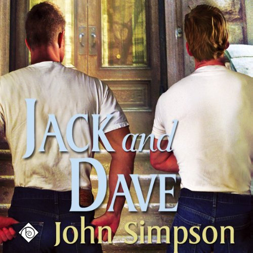 Jack and Dave audiobook cover art