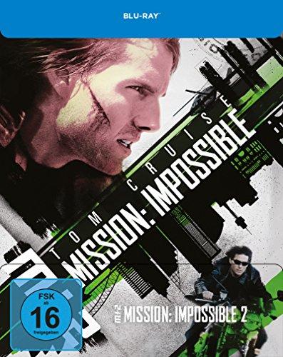 Produktbild von M:I-2 - Mission: Impossible 2 [Blu-ray] limitiertes Steelbook