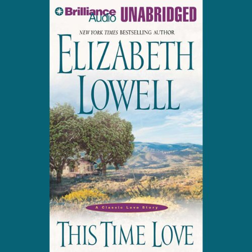 This Time Love audiobook cover art