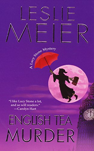 English Tea Murder (A Lucy Stone Mystery Series Book 17)