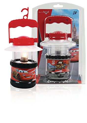 Disney Cars Mini Lampe de Camping à LED