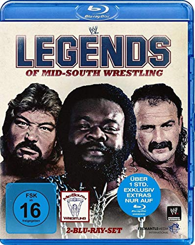 Legends of Mid-South Wrestling [Blu-ray]
