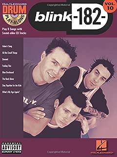 blink-182: Drum Play-Along Volume 10