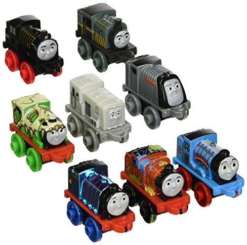 Fisher-Price Thomas & Friends MINIS,, 8...