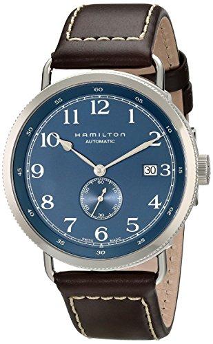 [ハミルトン] 腕時計 KHAKI NAVY PIONEER 40MM(カーキ ネイビー パイオニア) H78455543 正規輸入品 ブラウン