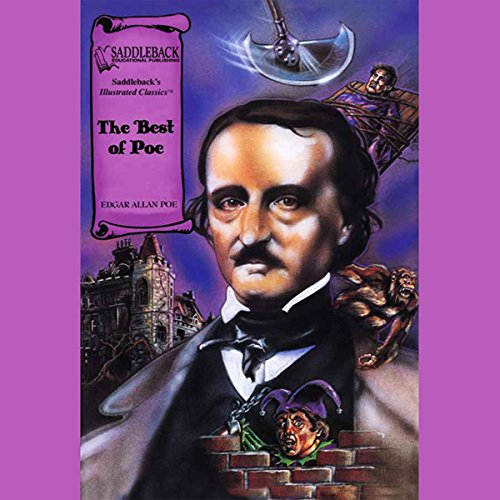 The Best of Poe audiobook cover art