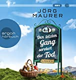 'Den letzten Gang serviert der Tod' von 'Jörg Maurer'