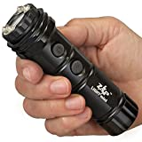 ZAP Light Mini Rechargeable Stun Gun Flashlight 800,000 Volts