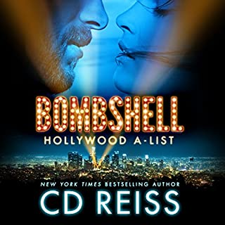 Bombshell audiobook cover art