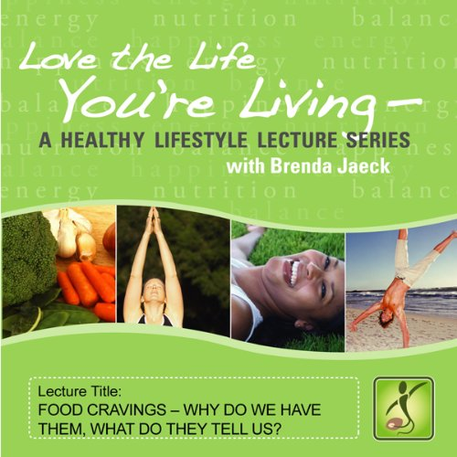 Food Cravings audiobook cover art