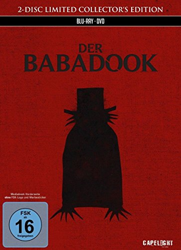Der Babadook (Limited Collector's Edition - DVD + Blu-Ray) [Limited Edition] [2 Discs]