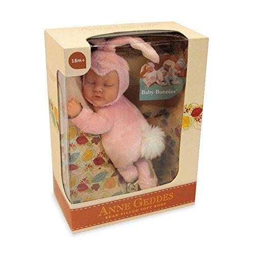 Anne Geddes Baby Pink Bunny