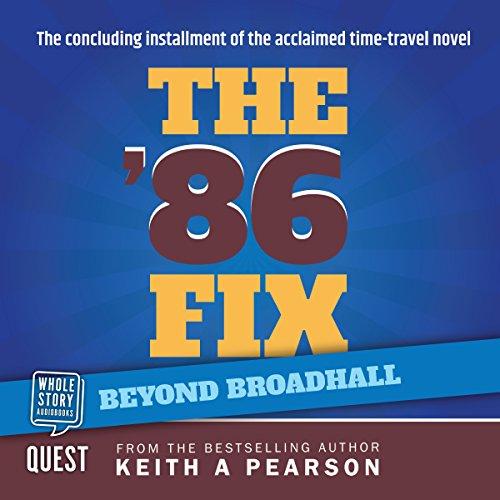 Beyond Broadhall audiobook cover art