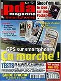 PDA ET SMARTPHONES MAGAZINE [No 15] du 01/03/2005 - SHOOT'EM UP - MON...