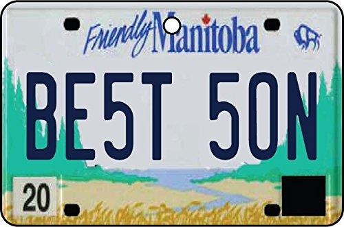 Ali Air Freshener Manitoba - Best Son Nummernschild Auto Lufterfrischer