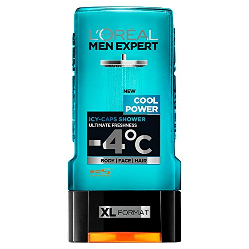 Men Expert Gel Douche 300ml Cool Power