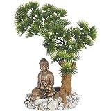 Zolux Buda bonsái Décor difusor para acuariofilia