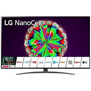 "LG TV LED Ultra HD 4K 55"" 55NANO816NA. API Smart TV WebOS"