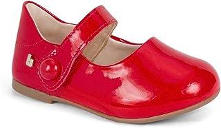 3d6b15e21 Sapatilha Infantil Feminina Bibi Vermelha Básica Anjos Joy 1072057
