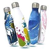 Botella de agua de acero inoxidable Bottle Empire de 17oz