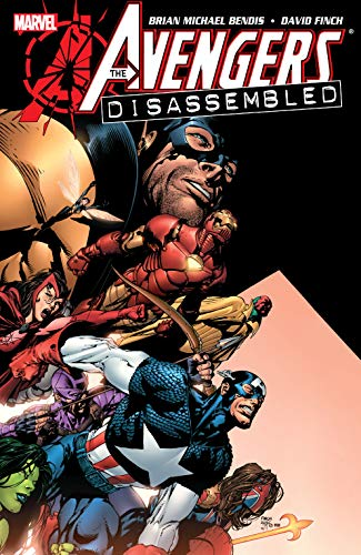 Avengers: Disassembled (Avengers (1998-2004)) (English Edition)