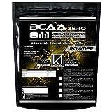 BCAA 8:1:1 500 compresse K1 Nutrition Integratore di Aminoacidi Ramificati 811 con Vitamina b1 e b6 Advanced Leucine Formula - GLUTEN FREE - SENZA LATTOSIO - NON OGM - OFFERTA PORTAPILLOLE INCLUSO
