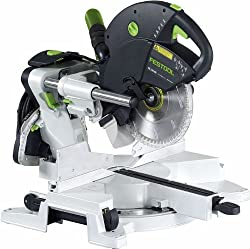 Festool Kapex KS 120 Sliding - Best Industrial-Quality Miter Saw