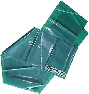 セラバンド (Theraband)グリーン(緑)1.5m 小冊子付