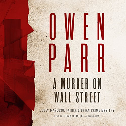 A Murder on Wall Street Titelbild