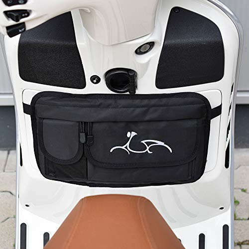 Tasche für Vespa, Frontklappe, Klappe, Beutel, Roller, Gepäck, Transport, alle Modelle