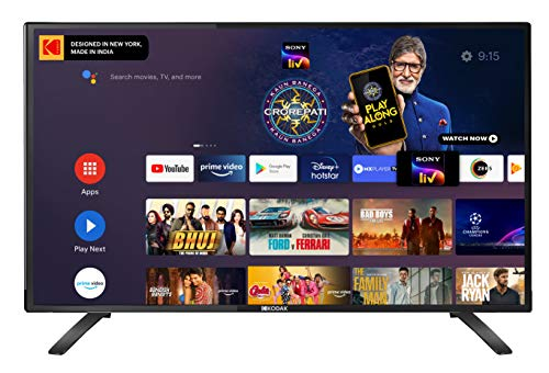Kodak 80 cm (32 Inches) HD Certified Android LED TV...