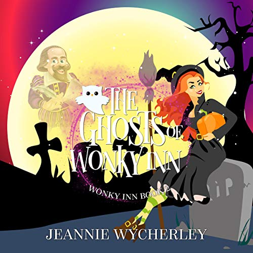 The Ghosts of Wonky Inn cover art