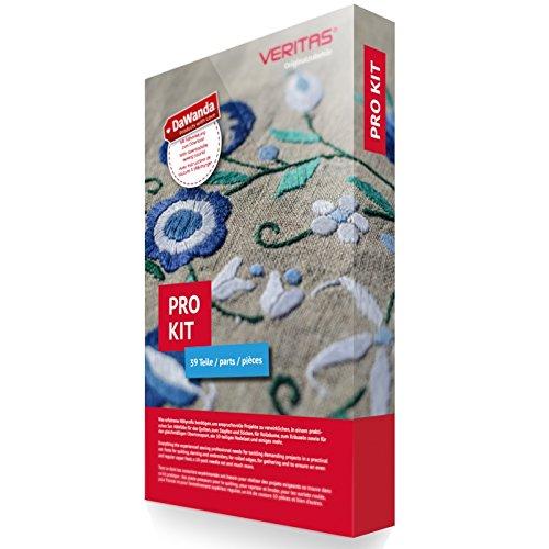 VERITAS Pro Kit de | Surtido de nähprofi | Sewing de Juego