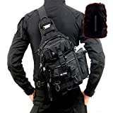Tactical Sling Backpack...image