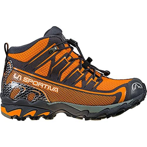 LA SPORTIVA Falkon GTX 27-35 Trekking-& Wanderstiefel, Tiger Carbon, 34 EU