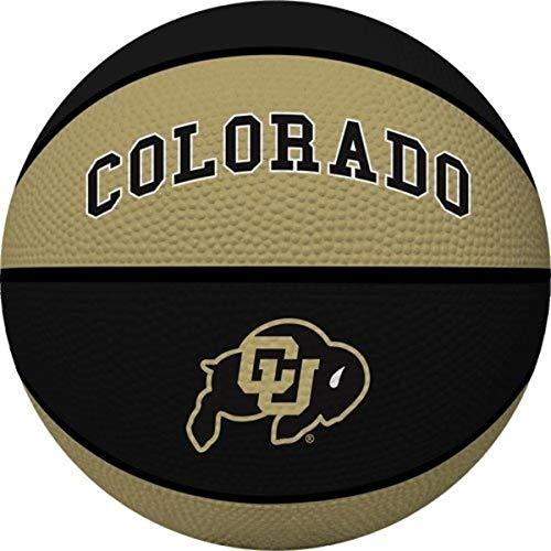 Fantastic Deal! NCAA Colorado Golden Buffaloes Alley Oop Youth Size Basketball by Rawlings