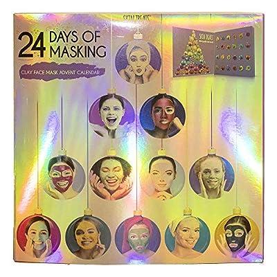 Skin Treats 24 Days of Masking 24 Piece Gift Set from Skin Treats