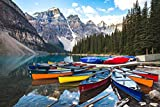 Dashiro 1000 Piece Jigsaw Puzzle- Beautiful Summer Lake Puzzle for Adults 1000 Piece
