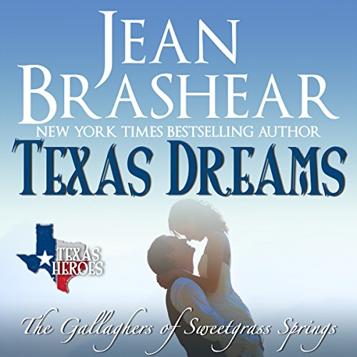 Texas Dreams audiobook cover art