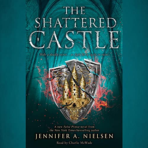 The Shattered Castle cover art