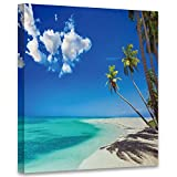 Wall Art Size:12x12 Inches. A perfect wall art for living room, bedroom, kitchen, dining room, bathroom, bars wall decor,home decorations or hotel and office decorations etc. EASE OF MAINTENANCE: nice quality, HD prints on premium canvas, waterproof,...