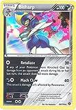 Pokemon - Bisharp (64/114) - XY Steam Siege - Holo