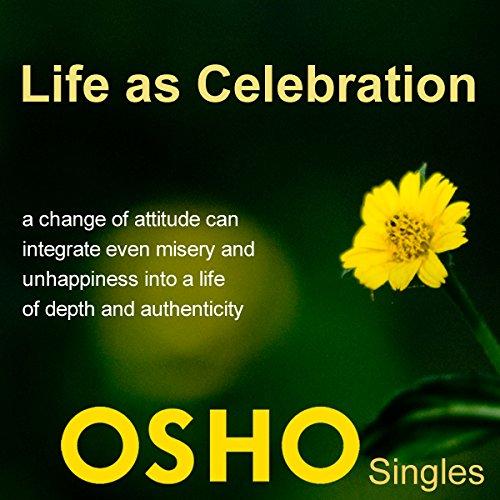Life as Celebration audiobook cover art