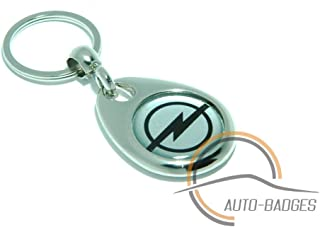 Opel Schlüsselanhänger aus Metall, tolle Geschenkidee