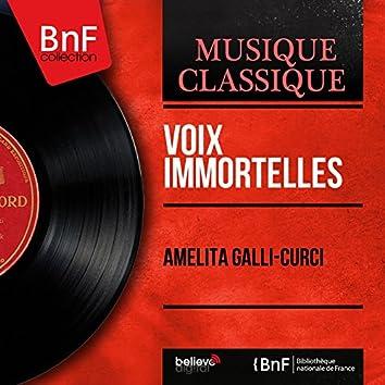 Voix immortelles (Mono Version)