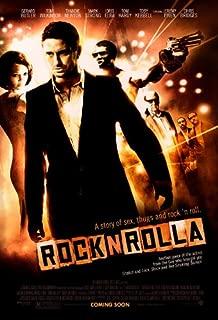 Best rocknrolla movie poster Reviews