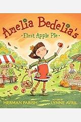 Amelia Bedelia's First Apple Pie Kindle Edition