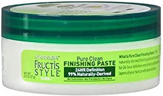 Garnier Fructis Style Pure Clean Finishing Paste, 2.0 Oz (Pack of 2)