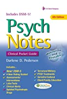 Psych Notes: Clinical Pocket Guide (Davis's Notes)
