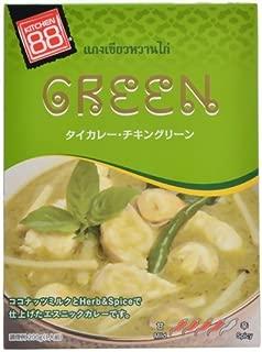 キッチン88 タイカレー チキン・グリーン 200g